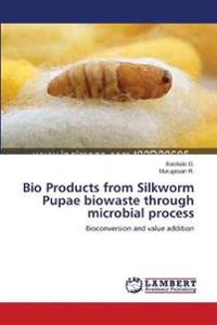 Bio Products from Silkworm Pupae Biowaste Through Microbial Process