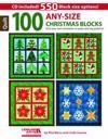 100 Any-size Christmas Blocks