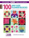 100 Any- Size Flower Blocks