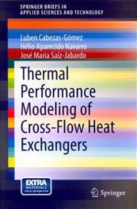 Thermal Performance Modeling of Cross-Flow Heat Exchangers