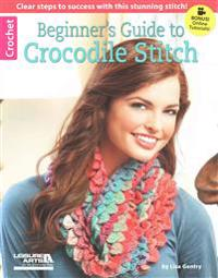 Begin Guide Crocodile Stitch