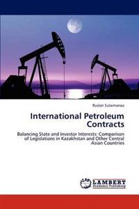 International Petroleum Contracts