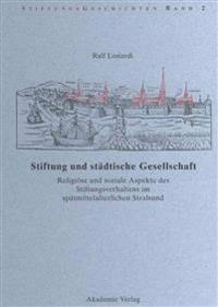 Stiftung Und St dtische Gesellschaft