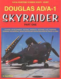 Douglas Ad/A-1 Skyraider