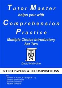 Tutor Master Helps You with Comprehension Practice - Multiple Choice Introductory Set Two