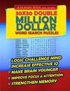 30x30 Double Million Dollar Word Search Puzzles