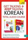 Teach Yourself Get Talking + Keep Talking Korean