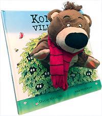 Konrad vill leka - David Melling - böcker (9789179996093)     Bokhandel