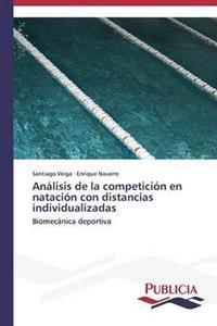 Analisis de La Competicion En Natacion Con Distancias Individualizadas