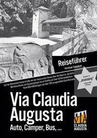 "Reisefuhrer Via Claudia Augusta Economy"" Schwarz-Weiss"