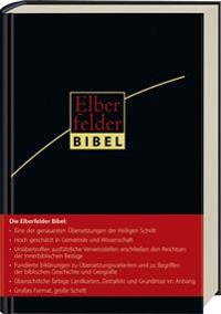 Elberfelder Bibel - Großausgabe, ital. Kunstleder
