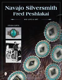 Navajo Silversmith Fred Peshlakai