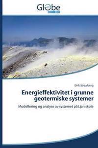 Energieffektivitet I Grunne Geotermiske Systemer - Straalberg Eirik | Inprintwriters.org
