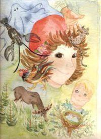 Oske och skogsbybarnen