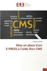 Mise En Place D Un E-Press � L Aide d'Un CMS