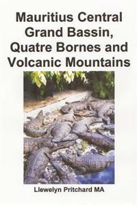 Mauritius Central Grand Bassin, Quatre Bornes and Volcanic Mountains: Souvenir Kokoelma Varivalokuvia Kuvateksteja