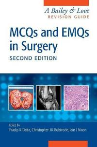 MCQs and EMQs in Surgery