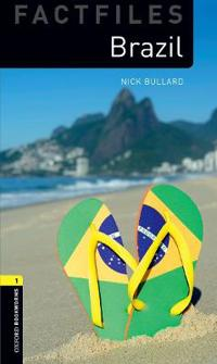 Oxford Bookworms Library Factfiles: Level 1:: Brazil  audio CD pack