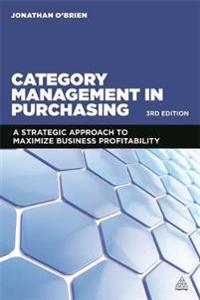 Category Management in Purchasing