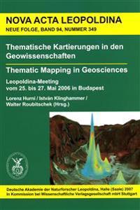 Thematische Kartierungen in den Geowissenschaften - Thematic Mapping in Geosciences