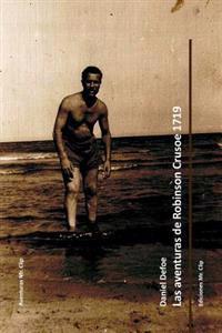 Las Aventuras de Robinson Crusoe 1719