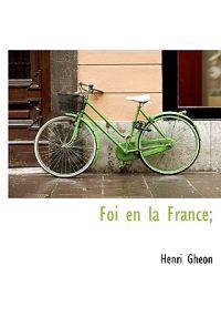 Foi En La France;