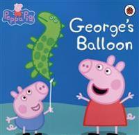 Peppa pig: georges balloon