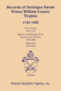 Records of Dettingen Parish, Prince William County, Virginia