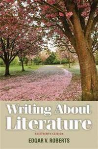 Writing about Literature Plus New Mylab Literature -- Access Card Package
