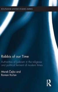 Rabbis of Our Time