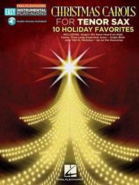 Christmas Carols for Tenor Sax