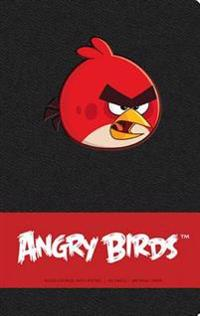 Angry Birds Ruled Journal Large