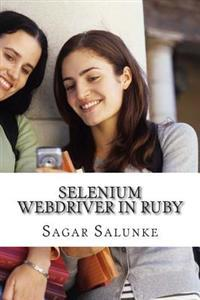 Selenium Webdriver in Ruby: Learn with Examples.