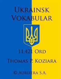 Ukrainsk Vokabular