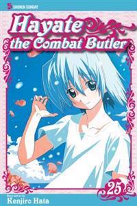Hayate the Combat Butler, Vol. 25