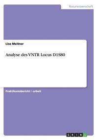 Analyse Des Vntr Locus D1s80