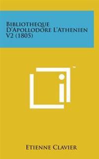 Bibliotheque D'Apollodore L'Athenien V2 (1805)