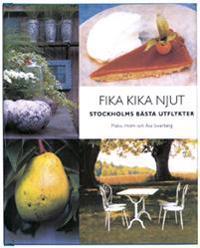 Fika, kika, njut : Stockholms bästa utflykter
