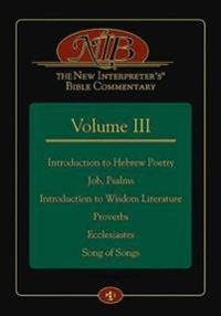 The New Interpreter's(r) Bible Commentary Volume III