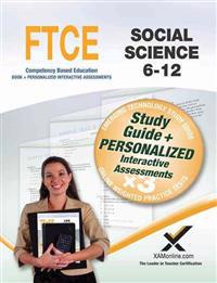 Ftce Social Science 6-12 Book and Online