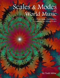 Scales & Modes of World Music: A Scale-Mode-Chord Matrix Containing 252 Musical Scales