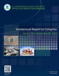 Semiannual Report to Congress: April 1, 2012-September 30, 2012