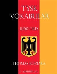 Tysk Vokabular