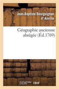 Geographie Ancienne Abregee