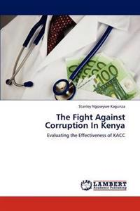 The Fight Against Corruption in Kenya