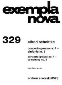 Concerto Grosso No. 4 & Sinfonie NR. 5