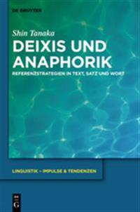 Deixis Und Anaphorik