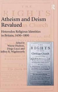 Atheism and Deism Revalued
