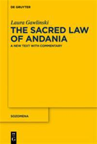 The Sacred Law of Andania