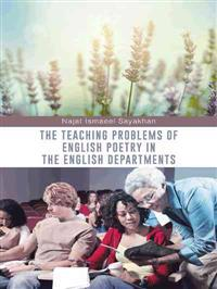 The Teaching Problems of English Poetry in the English Departments